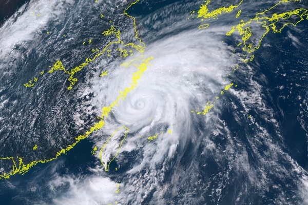 Super Typhoon LEKIMA